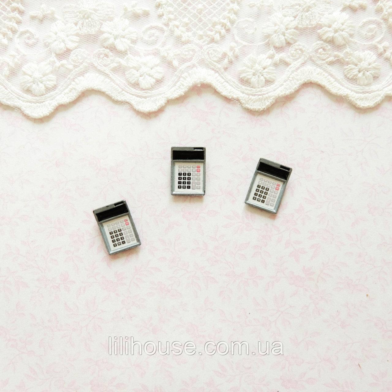 1:12 Мініатюра Калькулятор 1.8*1.3 см