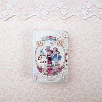 Коробка-бокс Органайзер для Хранения LOVE Of LIVE 9.5*6.5*2.6 см