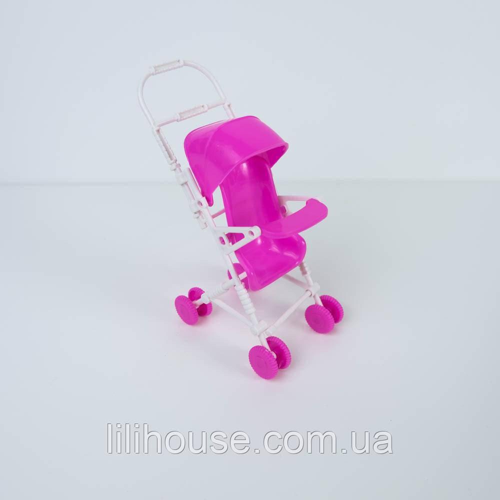 Мініатюра Коляска Пластик 16*7 см