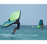 Винг Slingshot SlingWing V2 4.4 м (ТЕСТОВЫЙ) - крыло для САП сёрфинга, виндсёрфинга, кайтинга, сноубординга, фото 4