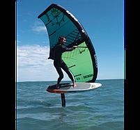 Винг Slingshot SlingWing V2 4.4 м (ТЕСТОВЫЙ) - крыло для САП сёрфинга, виндсёрфинга, кайтинга, сноубординга, фото 5