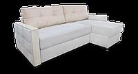 Угловой диван  Николь фабрики Бис-М с оттоманкой, фото 1