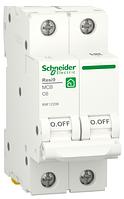 Автоматичний вимикач R9F12206 2P 6A C Resi9 Schneider Electric