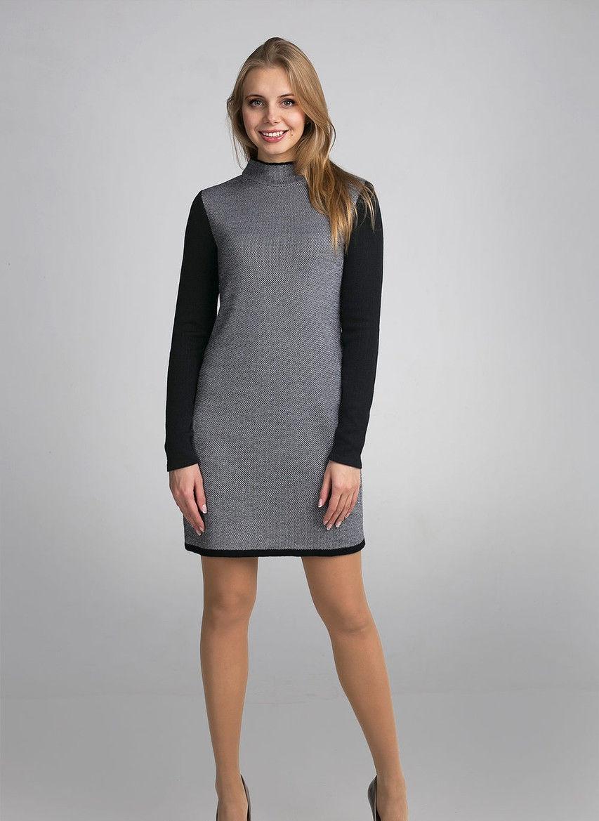 Купить Платье В Интернет Магазине Черно Белое
