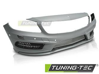 Передний бампер тюнинг обвес Mercedes W176 стиль AMG