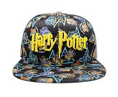 Кепка бейсболка с гербами факультетов Гарри Поттер Harry Potter HP.1071
