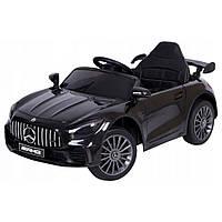 Дитячий електромобіль Mercedes BBH-011 чорний (колеса EVA)