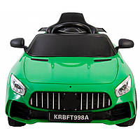 Дитячий електромобіль Siker Cars 998A зелений, , шт