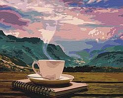 Ранок з видом на гори