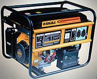 Генератор бензиново-газовый SIGMA 5,0/5,5 кВт электрозапуск (5711321)