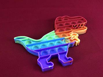Іграшка-антистрес Поп Іт (Динозаврик)