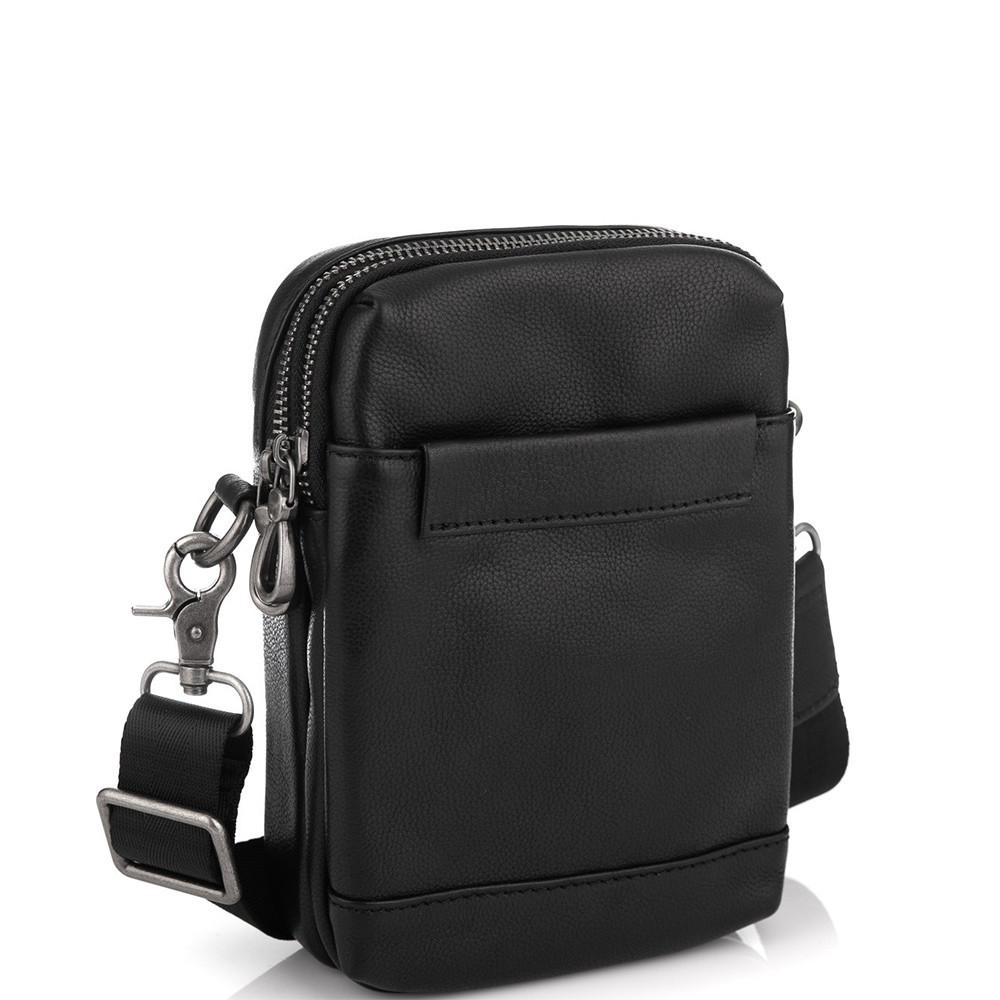 Кожаная маленькая сумка через плечо Tiding Bag 1631A