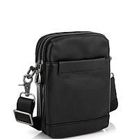Кожаная маленькая сумка через плечо Tiding Bag 1631A, фото 1