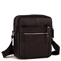 Чоловіча сумка через плече шкіра Tiding Bag M38-3922A, фото 1