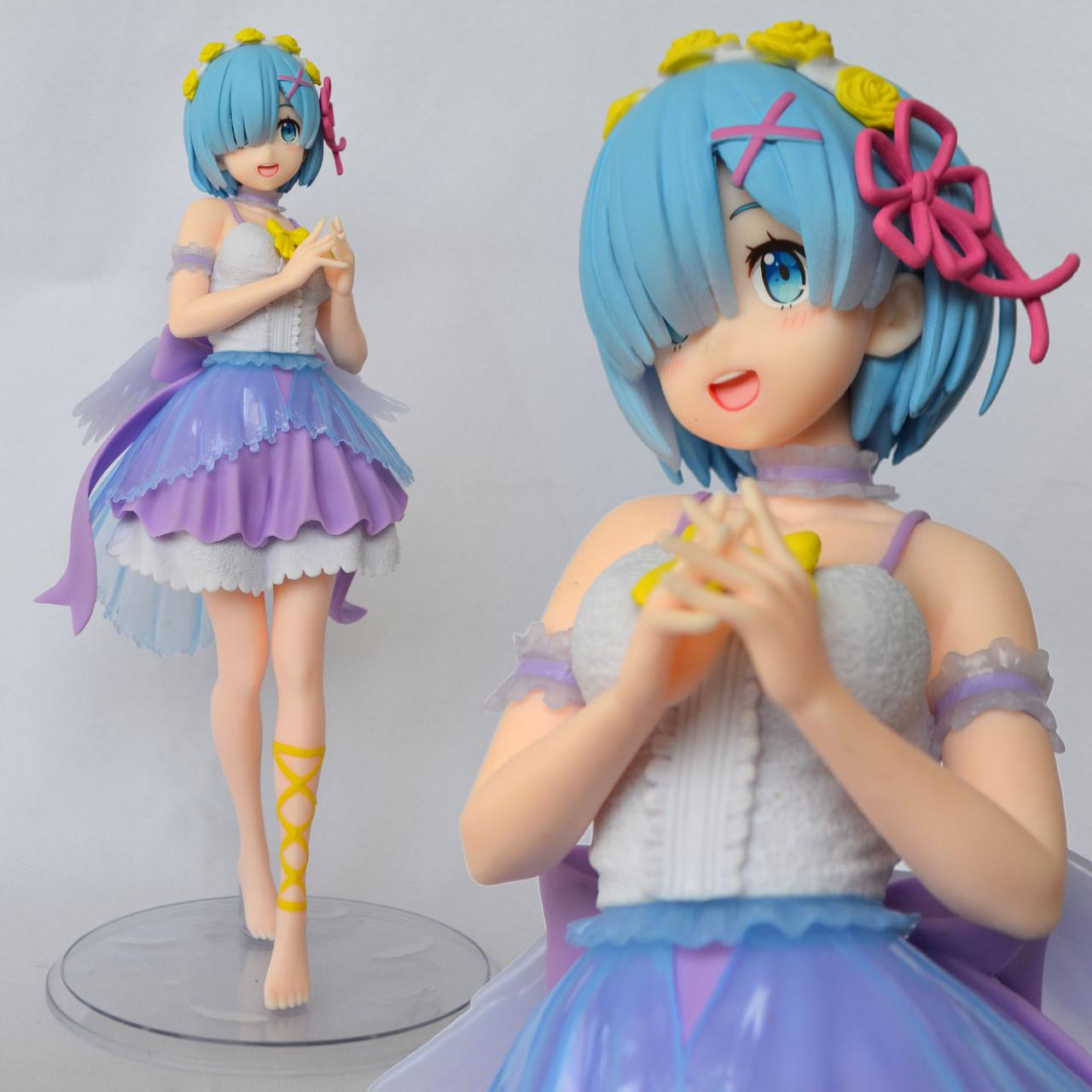 Фігурка Re:Zero – Rem Angel ver. Taito Precious Figure