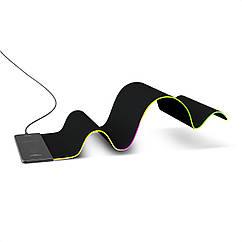 Ігрова поверхня Vertux RaftPad-Qi з бездротовою зарядкою 15 Вт Black