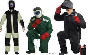 Защитная одежда сварщика