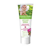 Детский крем классический для ежедневного ухода Mama&Baby Organics
