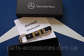 Mercedes ML W163 W164 W166 брелок на ключи новый оригинал