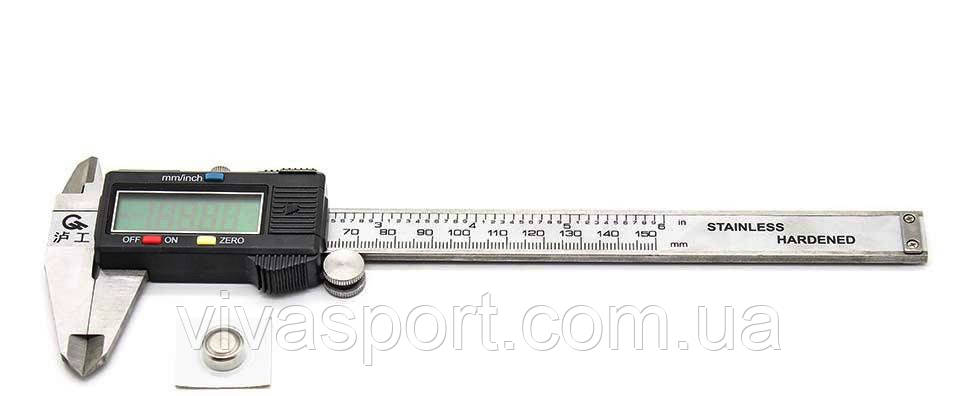 Электронный цифровой штангенциркуль Digital Caliper (Диджитал Келипер)