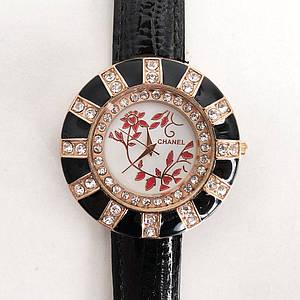 Годинники наручні Fashion. Колір: чорний