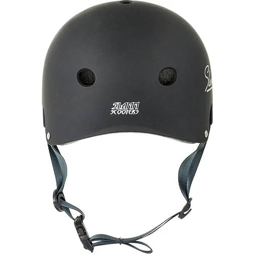 Шлем Slamm Logo Helmet S/M 53-56 Черный, фото 2