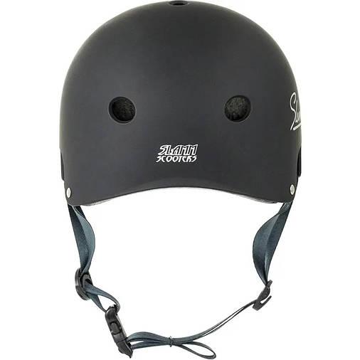 Шолом Slamm Logo Helmet XXS/XS 49-52 Чорний, фото 2