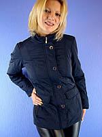 ca9b26a96e1 Женская куртка весенняя. Olmar 06. Разм. 46-58 Deify