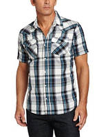 Рубашка Levi's Men's Elwright Shirt Bounty Blue