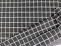 Ткань трикотажная (темно серый)№ 627, фото 1