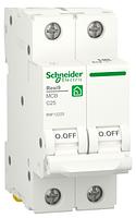 Автоматичний вимикач R9F12225 2P 25A C Resi9 Schneider Electric