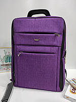 Міська сумка-рюкзак для ноутбука Dolly 387 30 * 40 * 16 см, фото 1