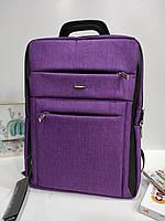 Міська сумка-рюкзак для ноутбука Dolly 387 30 * 40 * 16 см