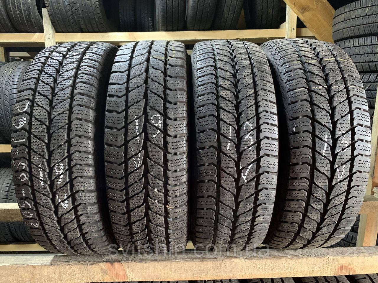 Легкогрузові шини 205/65R16C Uniroyal Snow Max 2 (9+/10мм) зима