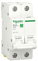 Автоматичний вимикач R9F12232 2P 32A C Resi9 Schneider Electric