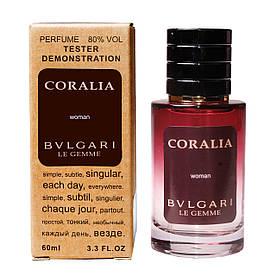 Bvlgari Le Gemme Coralia TESTER LUX, женский, 60 мл