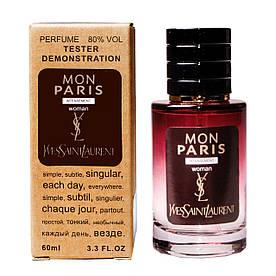 Yves Saint Laurent Mon Paris Intensement TESTER LUX, женский, 60 мл