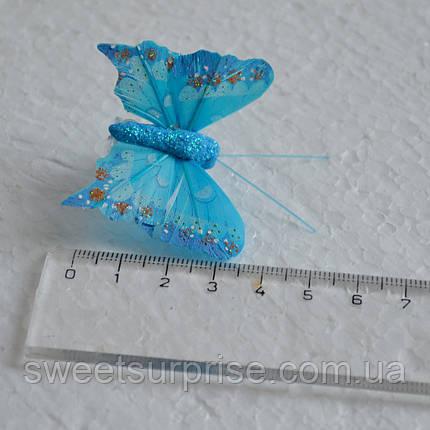 Бабочка на прищепке, фото 2