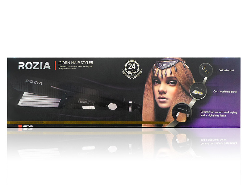 Праску для волосся Rozia HR746 40шт 9180