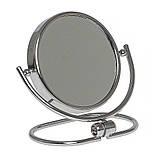 Косметичне дзеркало з 3Х кратним збільшенням, фото 2