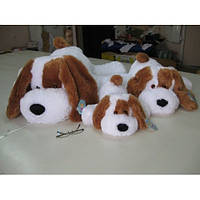 Плюшевая собака Шарик 110 см.