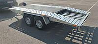 Авто лафет, причіп для перевезення авто, Лавета для перевезення автомобілів, лавета, автовоз. 5х2.1 2700кг