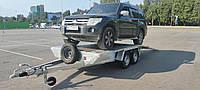 Авто лафет, причіп для перевезення авто, Лавета для перевезення автомобілів, лавета, автовоз. 4.1х2.1 3000кг