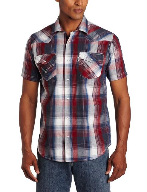 d3c4d636b26 Рубашка Levi s Men s O shea Shirt Blue.