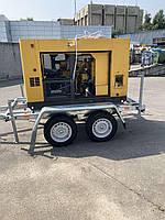 Причіп для генератора під замовлення любий розмір, оцинкований, фото 1