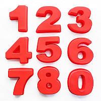 Набор силиконовых форм для выпечки Цифры от 1до 8