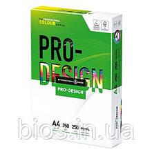"""Папір """"PRO-DESIGN"""" А4 200г/м2 250арк."""