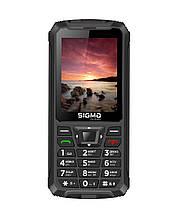 Телефон Sigma mobile Comfort 50 Outdoor black