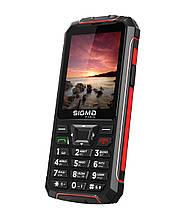Телефон Sigma mobile Comfort 50 Outdoor red