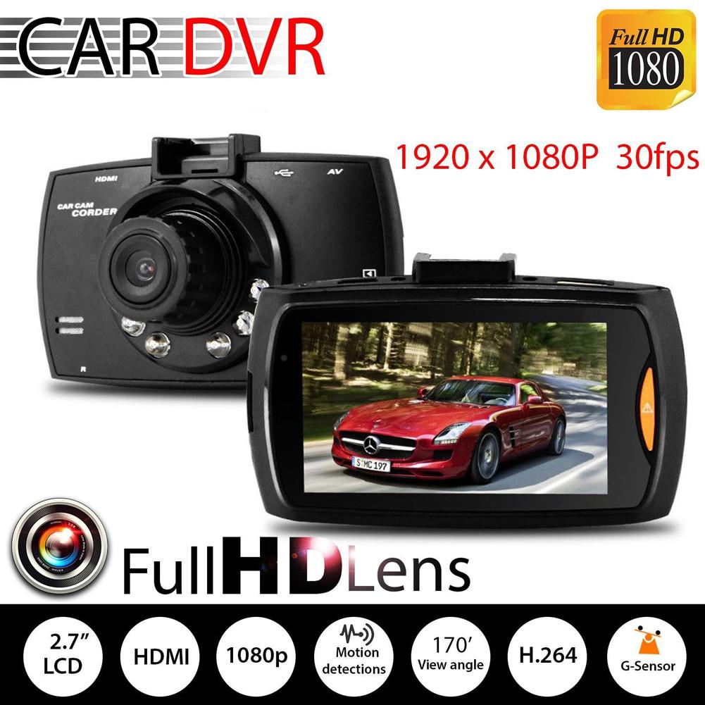 Автомобильный Видеорегистратор G30 Full HD.
